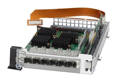 China ASA-IC-6GE-CU-B Cisco ASA firewall- networkschnittstellen-Karten 6*10/100/1000BASE-T usine