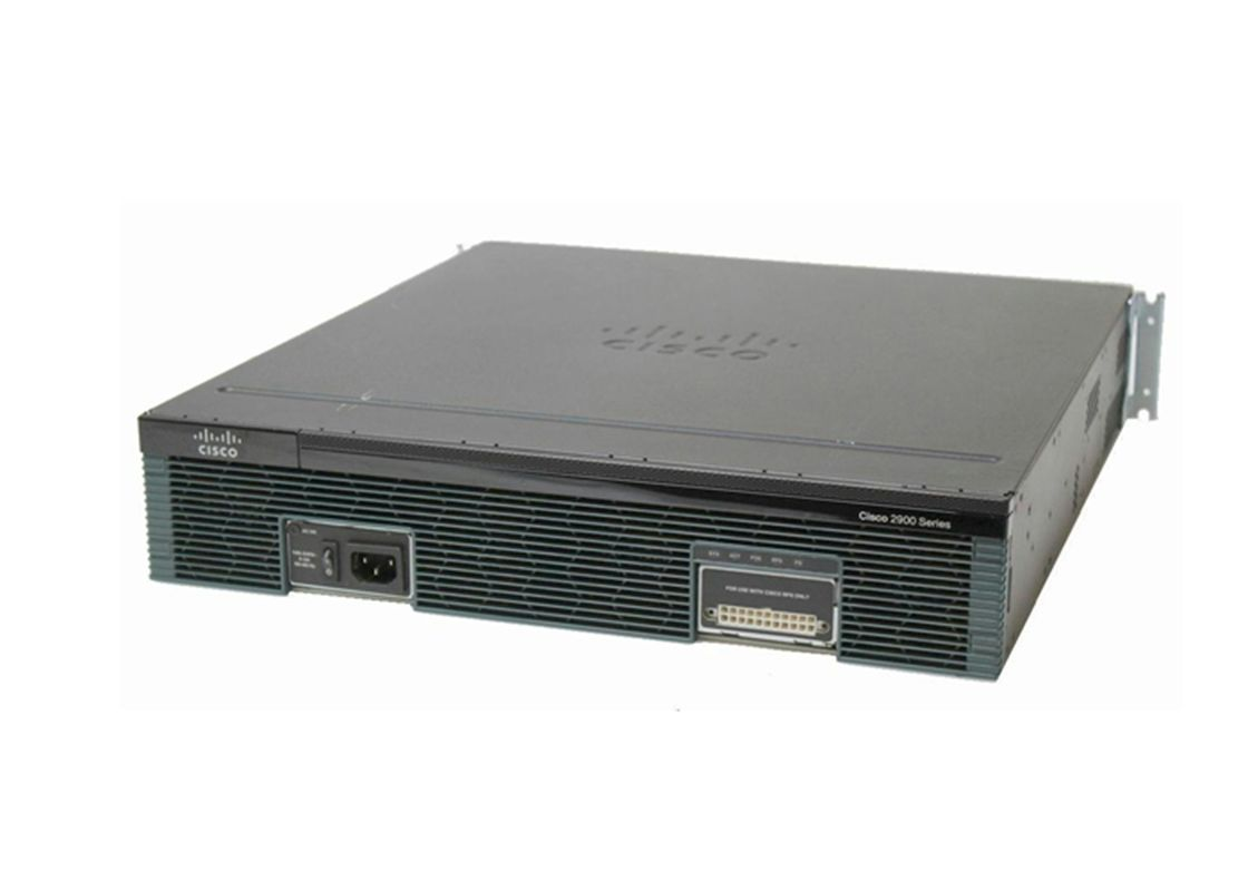 Vorlage 2921 Reihen-Cisco-Gigabit-Router-Sprachsicherheits-Bündel CISCO2921-VSEC/K9 fournisseur